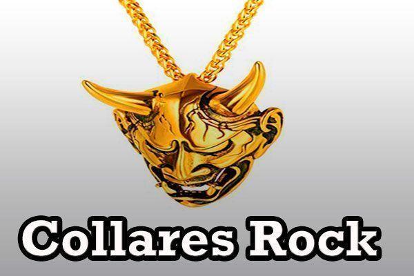 Collares Rockeros heavy metal