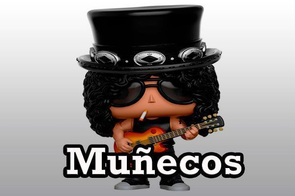 Funko Pop Rock Muñecos Rockeros