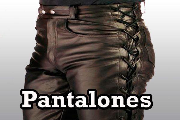 Pantalones Rockeros Hombre Mujer Heavy Metal