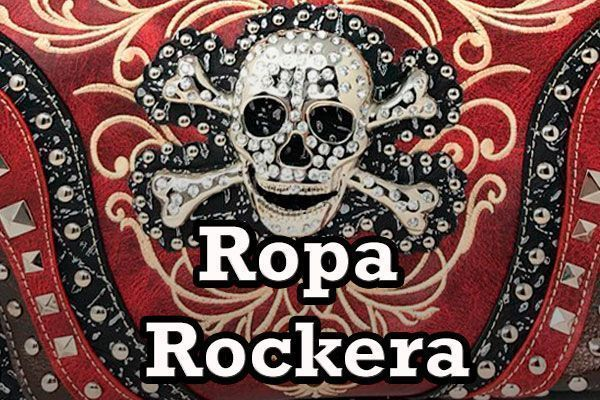 Ropa Rockera heavy metalera