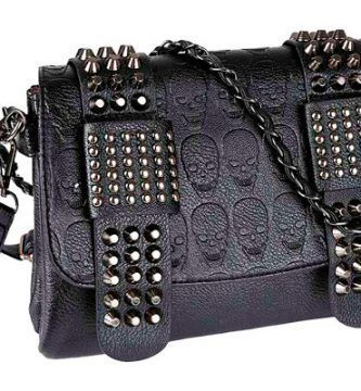 bolsos rockeros heavy metal