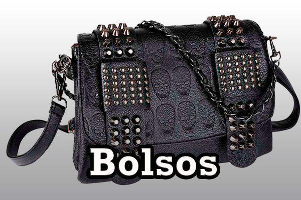Bolsos Rockeros Comprar