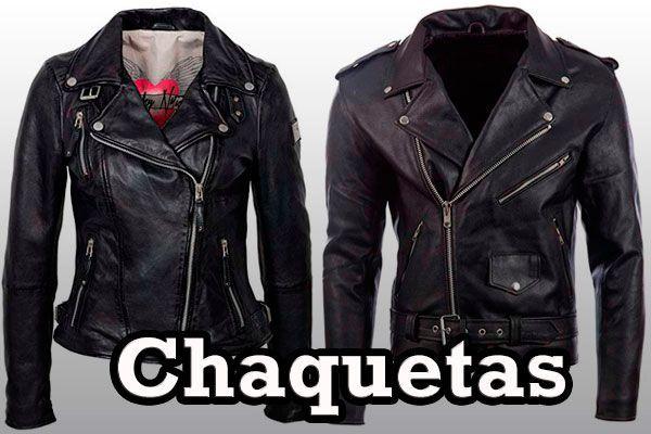 Chaquetas Rockeras Heavy Metal Chupas Cazadoras