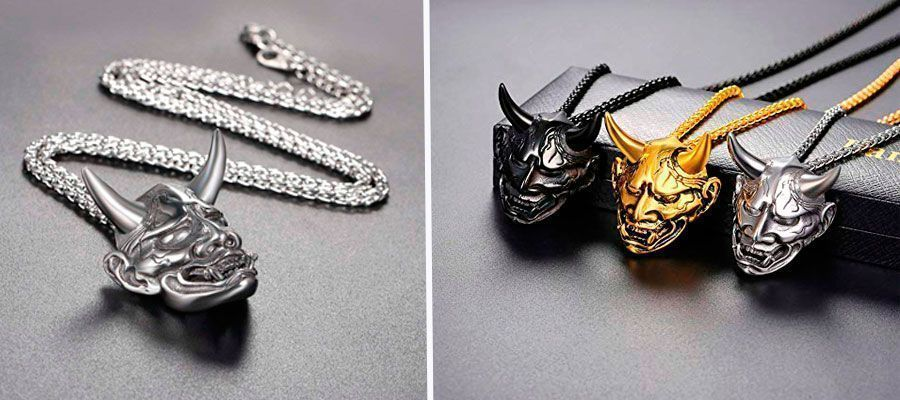 collares de bandas de rock heavy metal