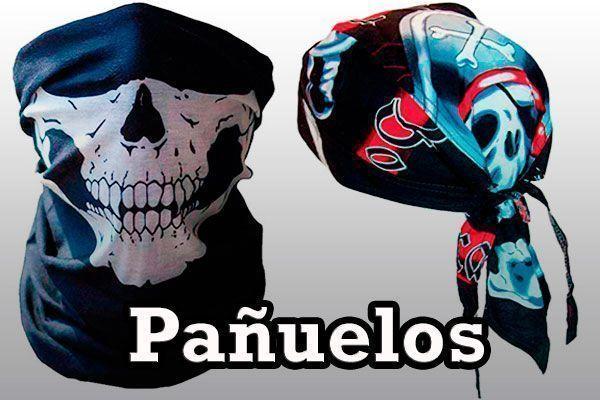 Pañuelos Rockeros Comprar Bandanas