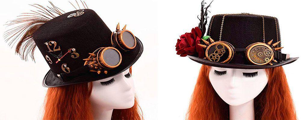 sombreros heavys rockeros