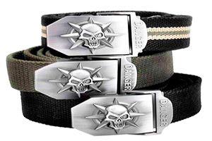 Cinturones Rockeros