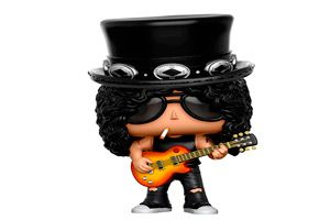 Muñecos Funko Pop Rock