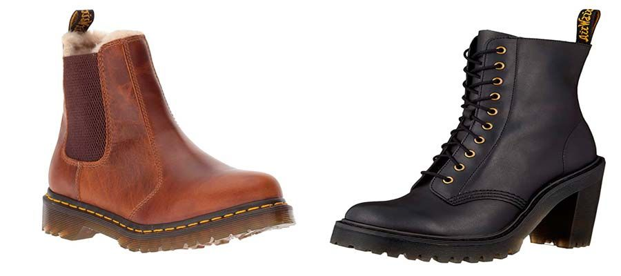 zapatos dr martens negros baratos outlet